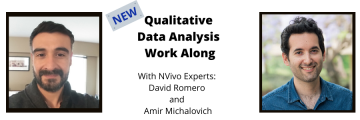 New work along sessions added for NVivo