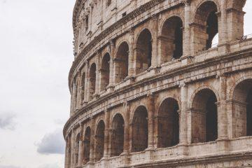 Pixellating Mixer Project showcase: UnRoman Romans